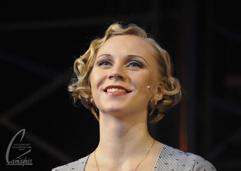 Анастасия Микишова