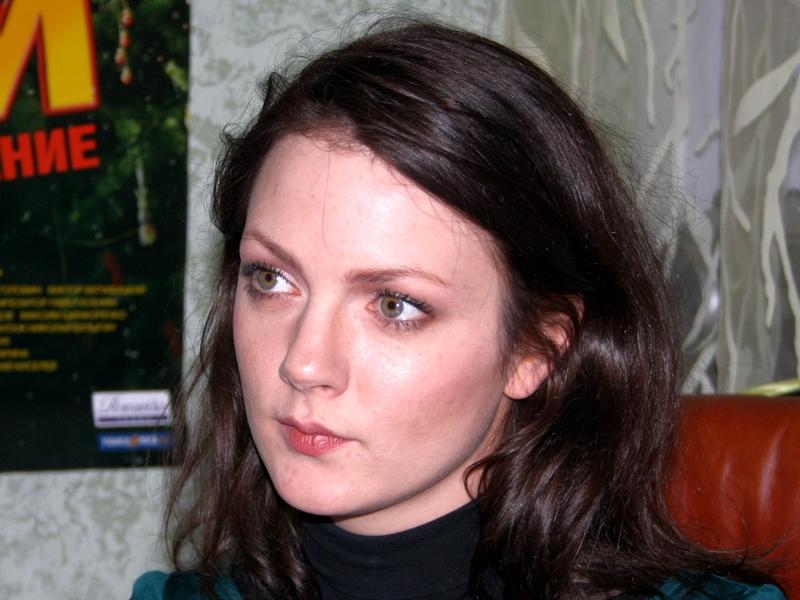 Елена Плаксина
