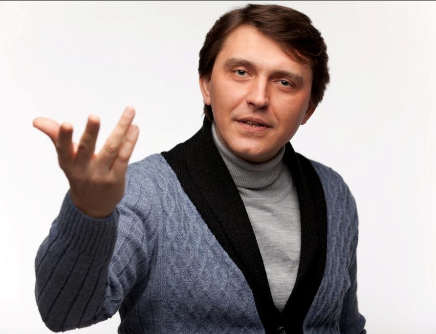Юрий Болохов