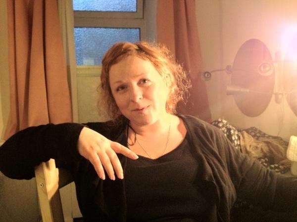 Анна Галинова