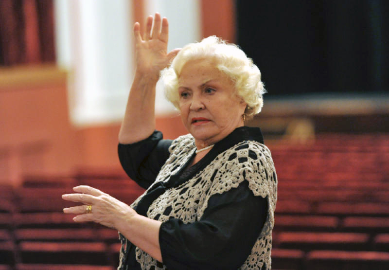 Анна Антоненко-Луконина