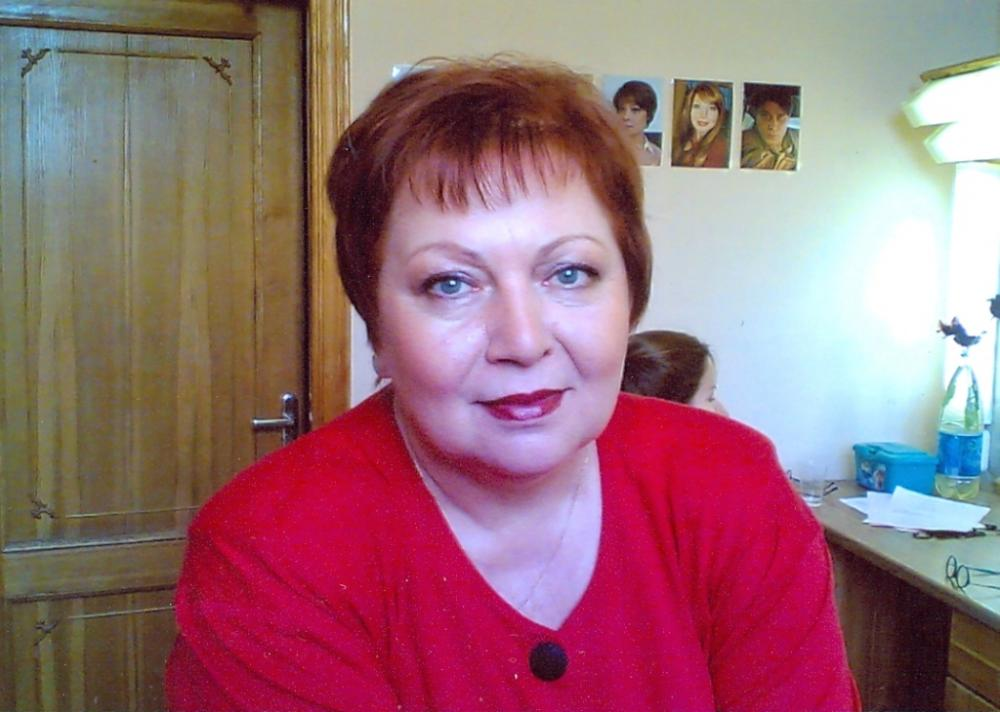 Ирина Сушина