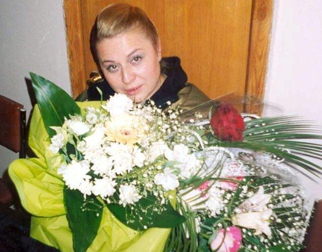 Елена Габец