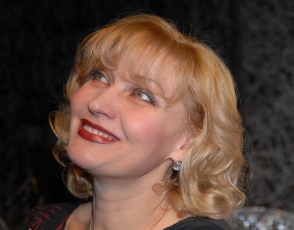 Ирина Выборнова