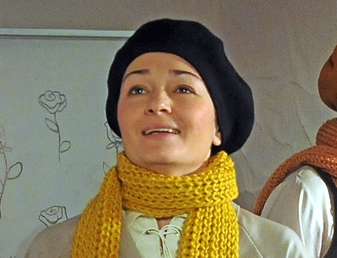 Юлия Юнушева