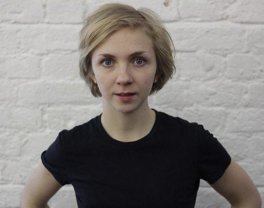 Алина Ходжеванова