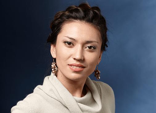 Карина Туганбаева