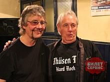 Don Airey & Nick Simper