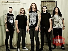 Концерт As i lay dying