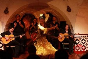 Билеты на Tablao Flamenco в Клубе Союзе Композиторове